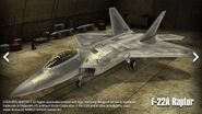 F-22A Raptor