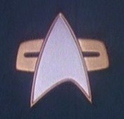 Starfleet combadge, 2370s