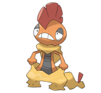 Foro gratis : Pokemon-World - Portal 200px-Scrafty