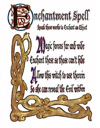 Enchantment Spell