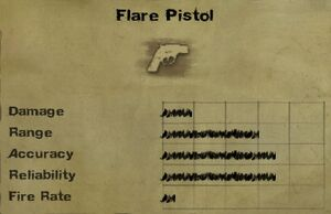 Flare Pistol