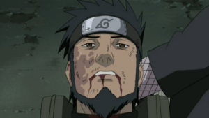 Asuma Dying