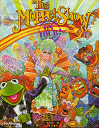 CM 871 MuppetShowLiveProgramCover