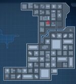 Harley Diamond Building Map