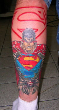 Superman-tattoo-118264