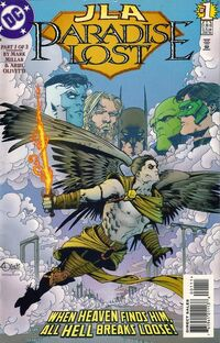 JLA Paradise Lost Vol 1 1