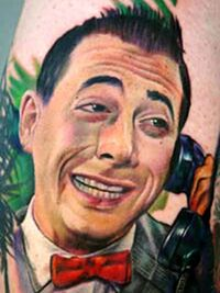 Peewee-herman-phone-tattoo-1