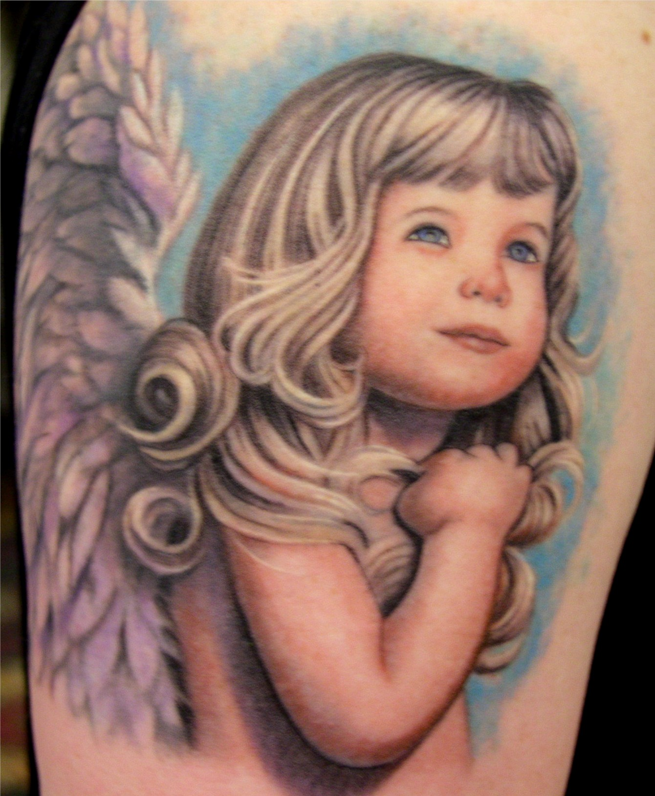 Top 10 list:Best Portrait Tattoo - Tattoos Wiki