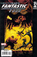 Ultimate Fantastic Four Vol 1 32 Variant