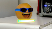 Evil Orange's Glowstick