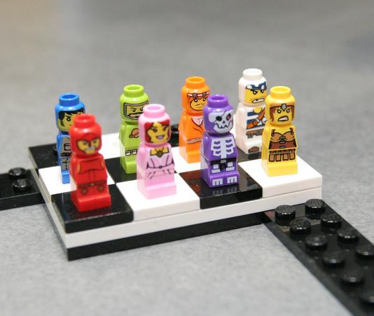 Microfigure Variety