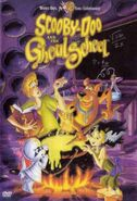 DVD cover of Scooby-Doo and the Ghoul School