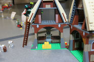 LEGO Toy Fair - Kingdoms - 7189 Mill Village Raid - 20