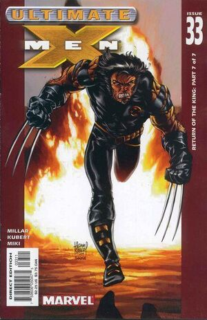 Ultimate X-Men Vol 1 33