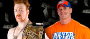 MITB10 Sheamus v Cena