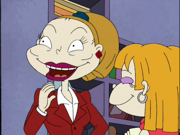 Les rugrats porn photos