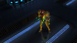 Samus infant metroid Sector Zero HD