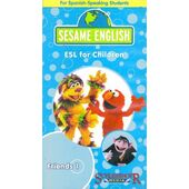 SesameEnglishFriends1VHS