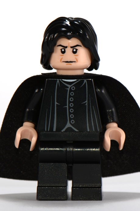 LEGO Professor Severus Snape with Light Flesh Head and ... |Lego Harry Potter Snape