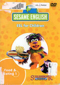 SesameEnglishFoodandEating1DVD