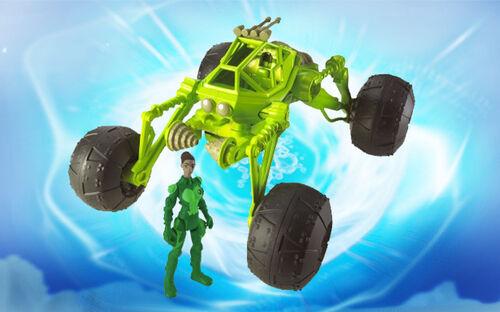 Tangler ATV - Hot Wheels Battle Force 5 Wiki