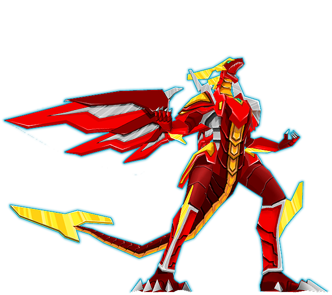 Meta DragonoidMeta Dragonoid