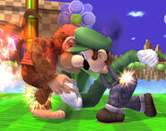 Luigi Super Jump Punch