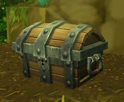 Sturdy Treasure Chest