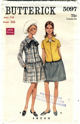 Butterick 5097