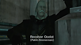 Introduccin - MGSTTS - Revolver Ocelot