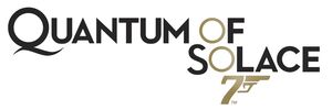 Quantum of Solace Logo
