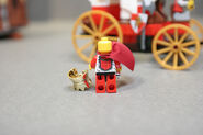 LEGO Toy Fair - Kingdoms - 7188 King&#39;s Carriage Ambush - 09