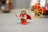 LEGO Toy Fair - Kingdoms - 7188 King&#39;s Carriage Ambush - 10