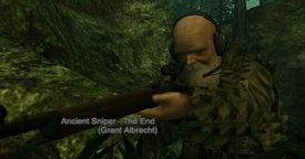 Introduccin - MGS3 - The End