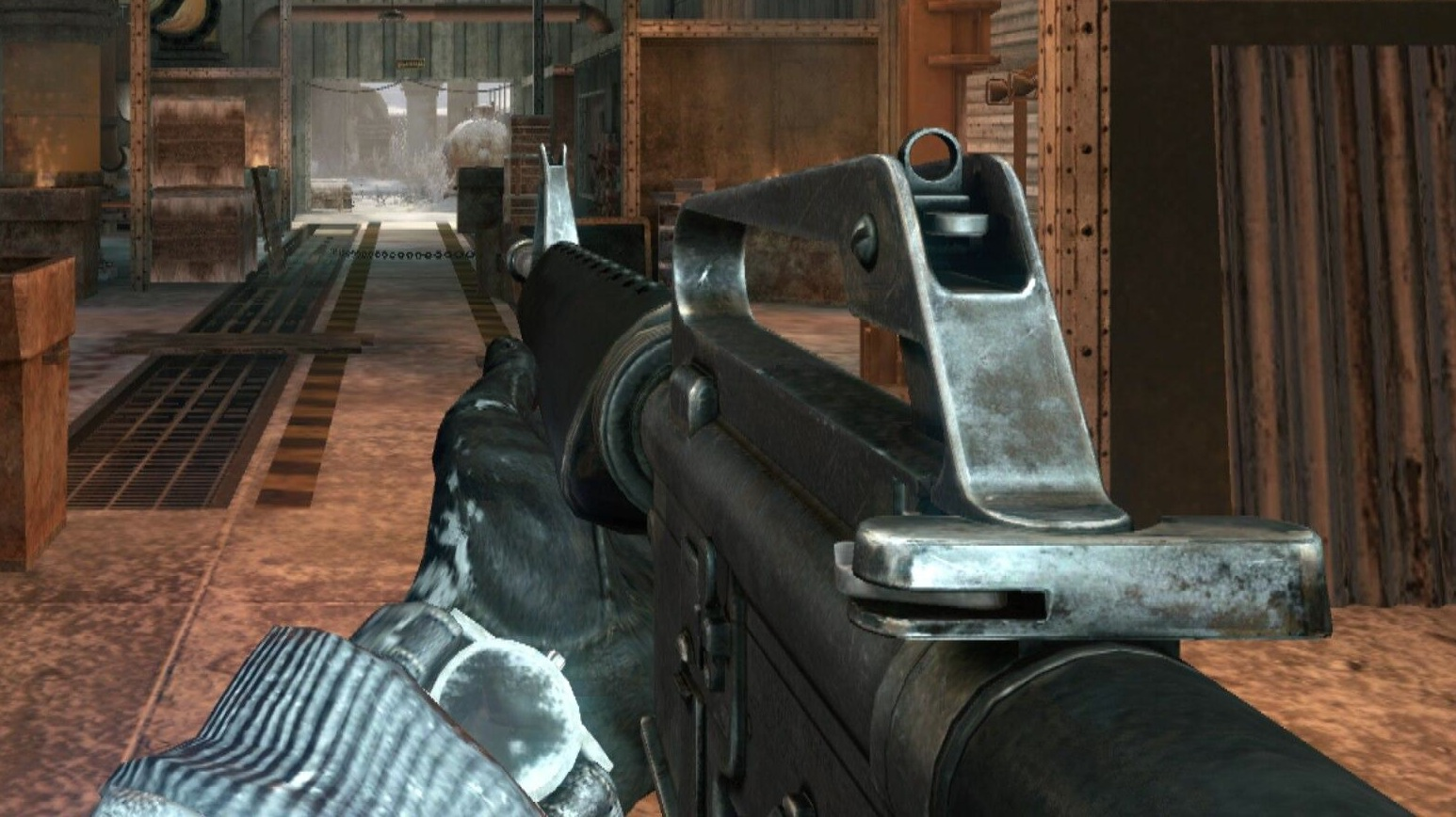 My Theory On MW3's Graphical Suckitude (Compared to MW2