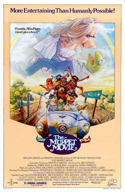 Muppetmovieposter