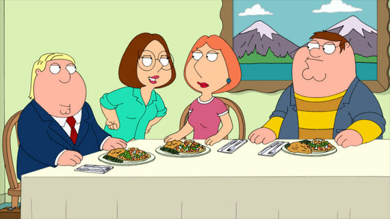 Family Guy Season 9 Episode 13 Trading Places