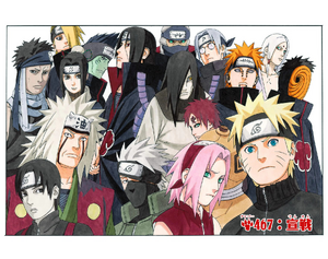 Naruto shippuden episode 205 english dubbed declaration of war