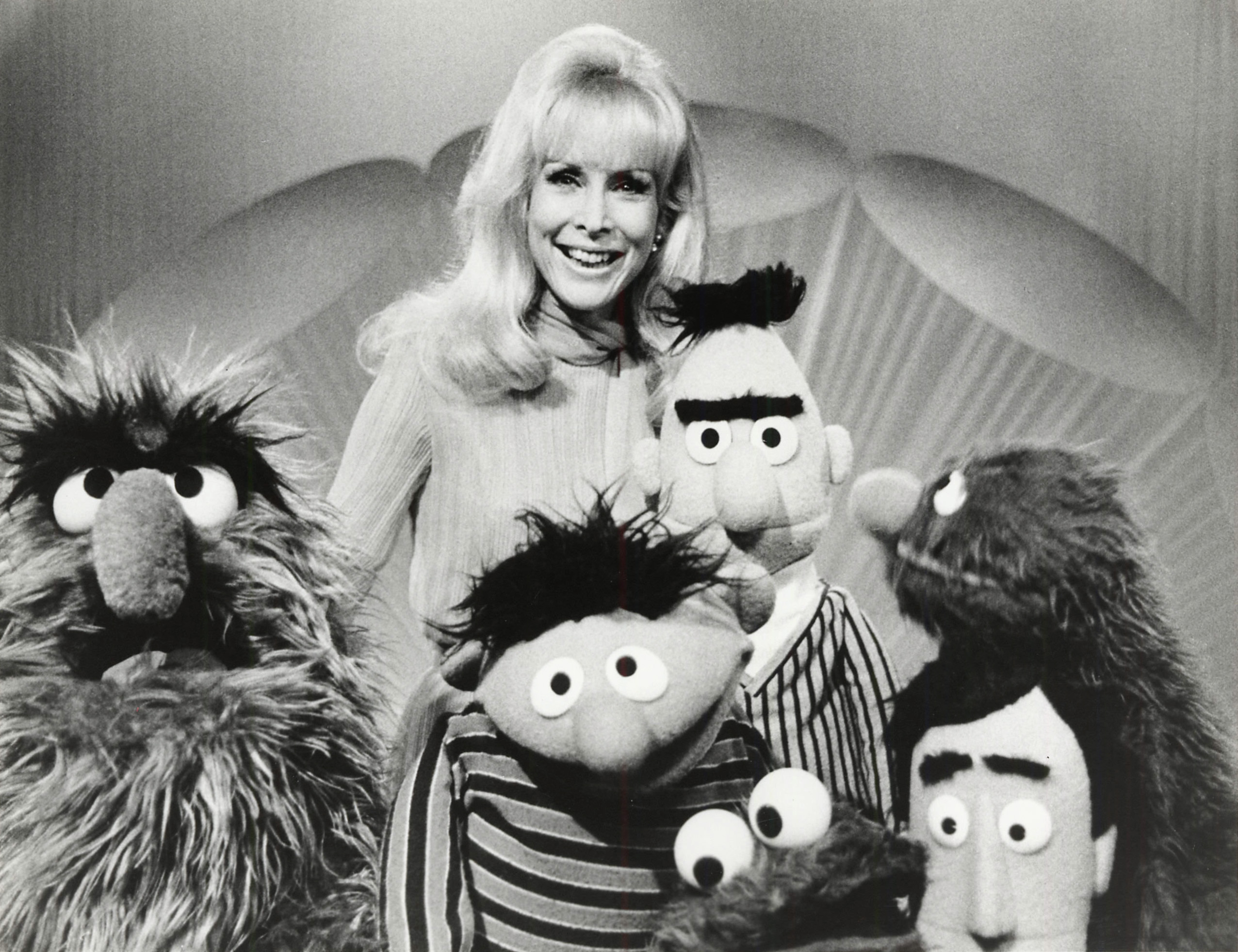 Featured on:Out to Lunch, Barbara Eden