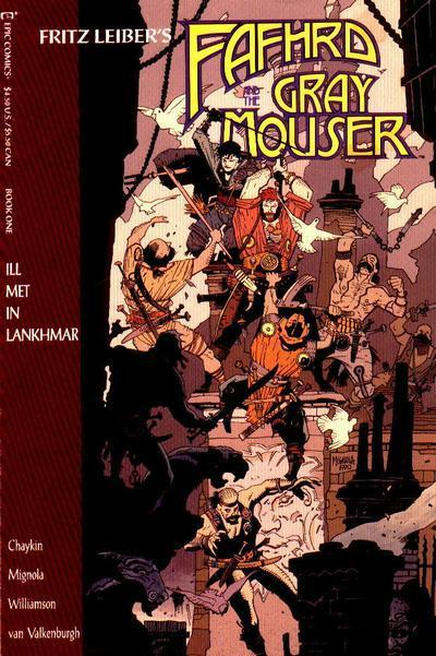 Classic Comic Covers - Page 3 Fafhrd_and_the_Gray_Mouser_Vol_1_1