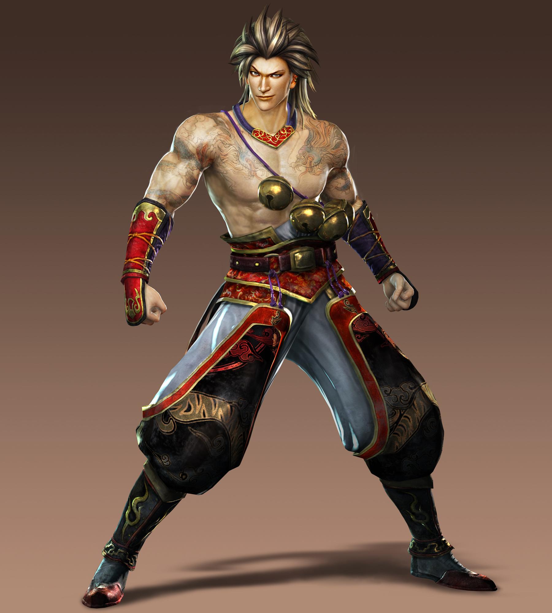 Lu Bu Warriors Orochi 4: Dynasty/Samurai Warriors/ Warriors Orochi 3 RPs