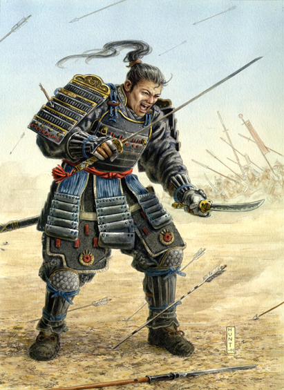 Samurai - L5R Wiki, the Legend of the Five Rings wiki - Clans, dragon ...