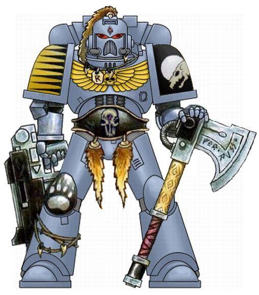 Image - Space Wolves Marine.jpg - Warhammer 40K Wiki - Space Marines