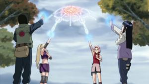 [Ficha] Yamanaka Ino 300px-Team_three_sealing