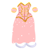 Princess Dress-icon