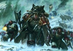 Wolf Guard