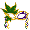 Mardi Gras Mask II-icon