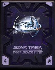 DS9 Staffel 4 DVD