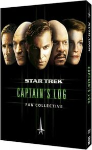 Fan Collective Captain&#39;s Log DVD