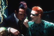 Riddler and Two Face